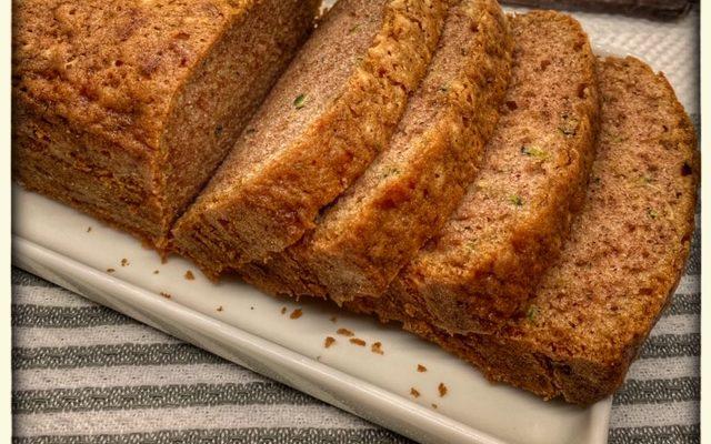 Zucchini Bread!