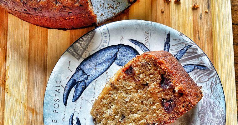 Chocolate Chip Banana Bread – Instant Pot