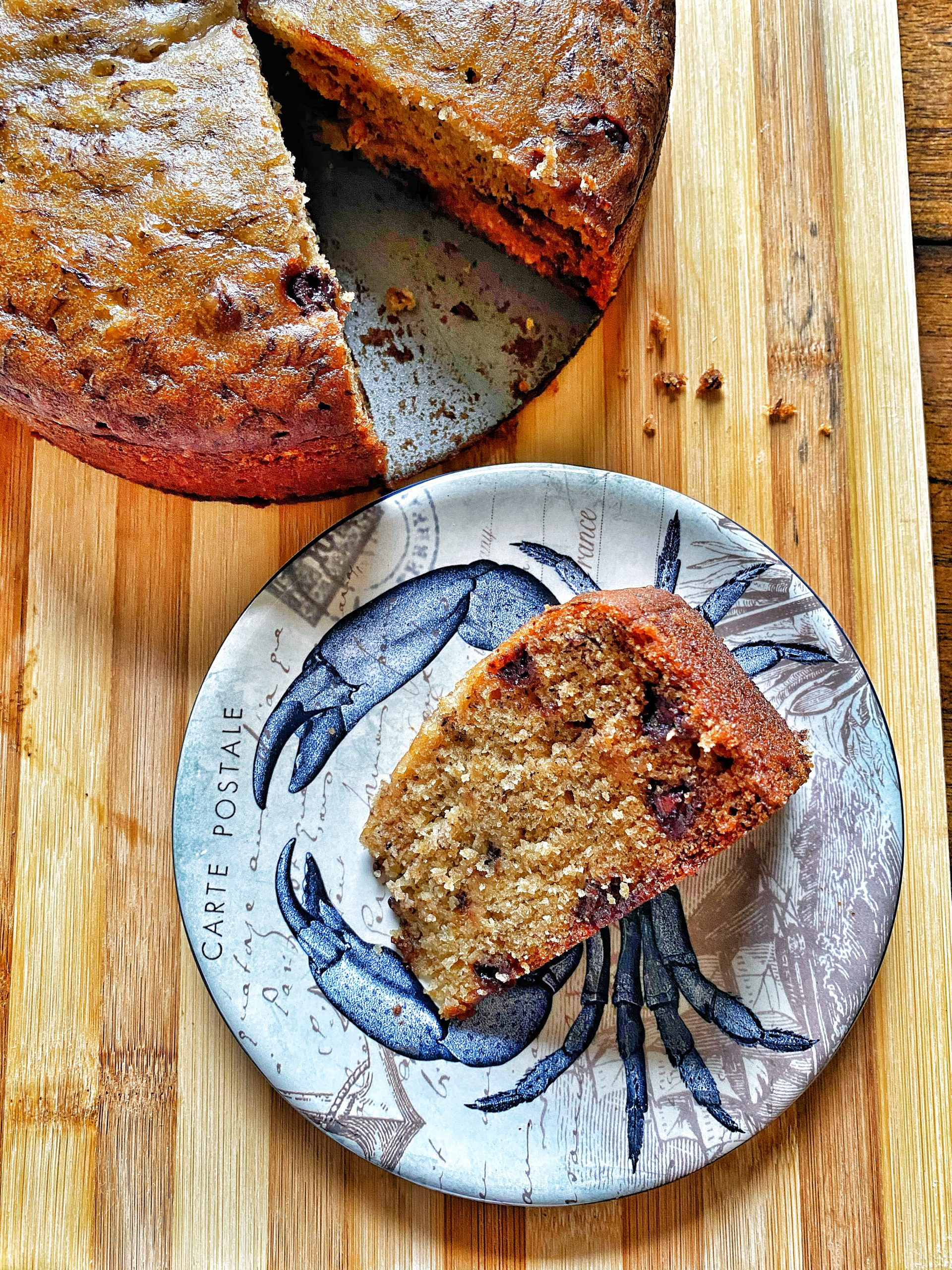 Chocolate Chip Banana Bread – Instant Pot