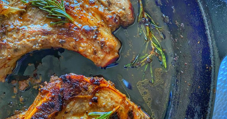 Pork Chops – Quick and Easy!