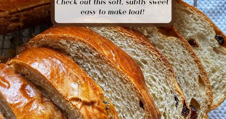 Light and Sweet Bread
